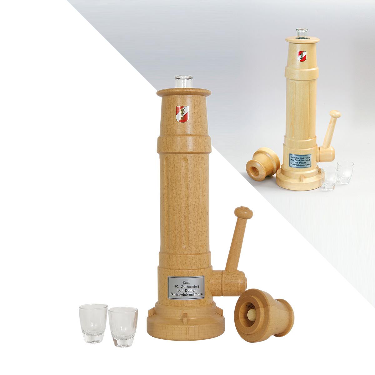 B Strahlrohr Mit Flasche Feuerwehr Geschenke At